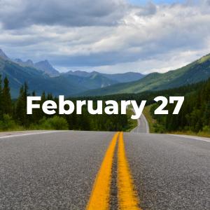 February 27